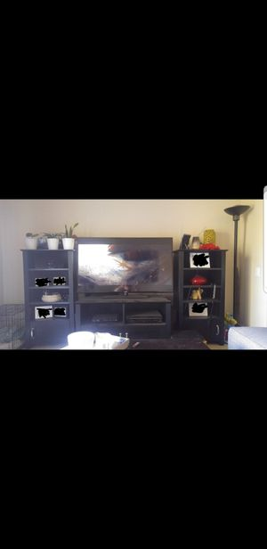 Black entertainment center for Sale in La Mesa, CA