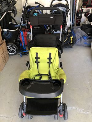Joovy ultralight double stroller for Sale in Glendale, CA