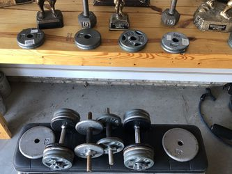 Weight Set for Sale in Inman,  SC