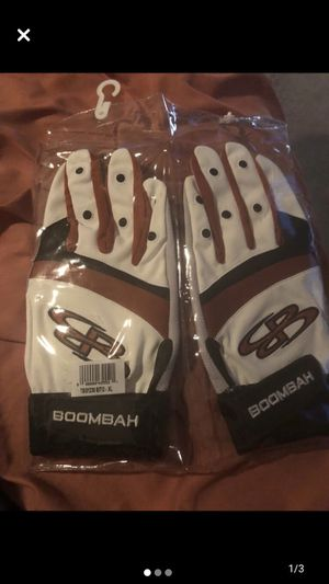 Boombah Batting Gloves men's XL for Sale in Manchester Township, NJ