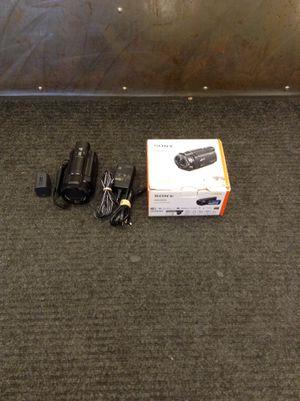 Sony 4K camcorder for Sale in Denver, CO