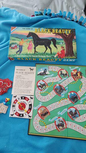 Vintage Black Beauty board game for Sale in Highland, CA