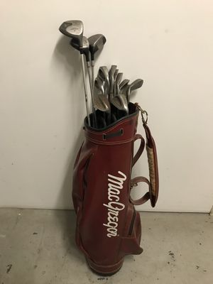 Golf clubs with bag. for Sale in New York, NY