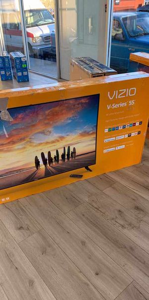 Vizio TV!! All new with Warranty! 55 inch television! 1Z for Sale in DeSoto, TX