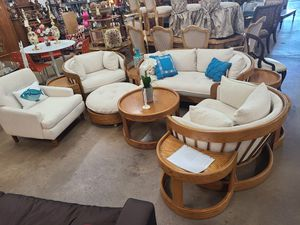 Mid Century Set living room set 🦃 Another Time Around Furniture 2811 E. Bell Rd for Sale in Phoenix, AZ