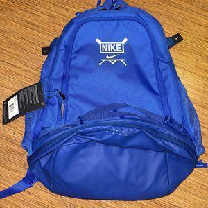 Men's Nike Vapor Select Baseball Backpack Brand New for Sale in Portland, OR