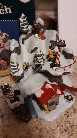 Santa workbenches ski mountain/ for Sale in Glendale, AZ