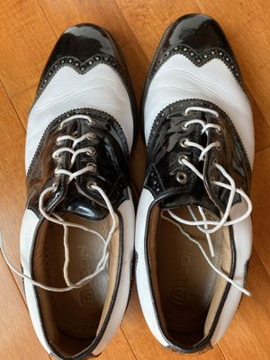 Footjoy myjoys icon golf shoes for Sale in Rockville, MD