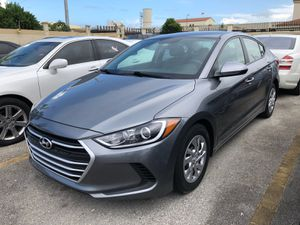 2017 Hyundai Elantra. Clean Title. (Price based on a $2500 down) for Sale in Miami, FL