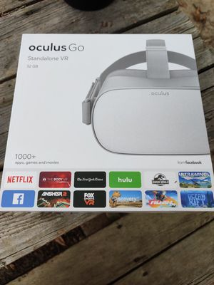 Oculus Go headsets for Sale in Tyler, TX