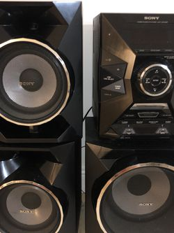 Sony Home Audio System for Sale in Miami,  FL