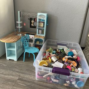 American Girl Kitchen for Sale in Chandler, AZ
