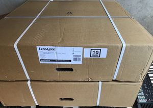 Lexmark new caster bases (2) 40G0855 for Sale in Sanctuary, TX