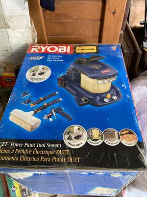 New ryobi power paint set for Sale in Cohutta, GA