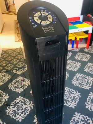 Suntur 40 in tower fan for Sale in Fremont, CA