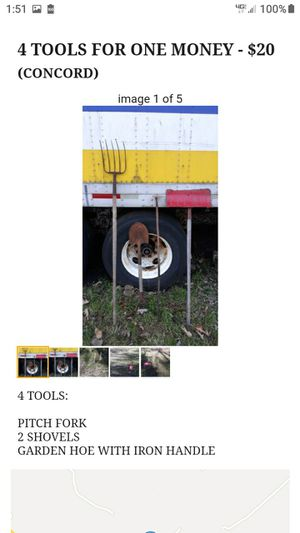4 TOOLS FOR ONE MONEY for Sale in Lynchburg, VA