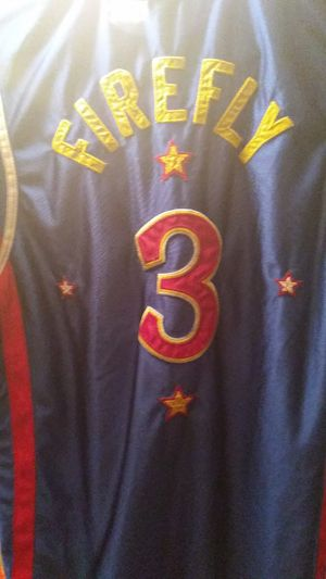 HARLEM GLOBETROTTERS FIREFLY SIZE LG for Sale in Westminster, MD