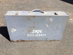 Skill Heavy Duty Roto-hammer for Sale in Issaquah, WA
