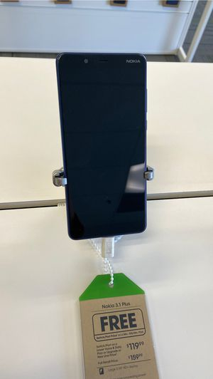 Nokia 3.1 plus for Sale in Arroyo Grande, CA