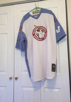 Negro league baseball jersey Rear for Sale in Alexandria, VA