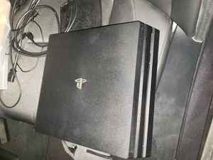 Ps4 pro for Sale in Irving, TX
