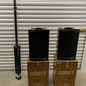 Anchor Liberty MP-4501 Dual Function Speaker System for Sale in Irvine, CA