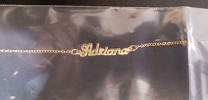 """Adriana"" Personalized bracelet for Sale in Rockville, MD"