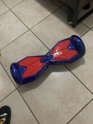 Blue/Red Hoverboard for Sale in Hialeah, FL