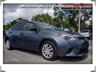 2014 Toyota Corolla for Sale in Fort Myers,  FL