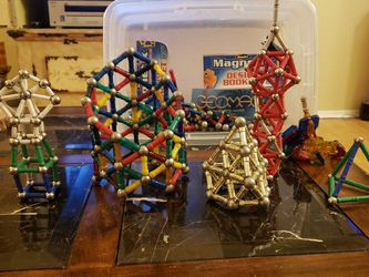 Magnetix/ Geomag Magnetic Building Toys for Sale in Simi Valley,  CA