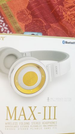 Coby Wireless Headphones NEW for Sale in Spring Valley,  CA