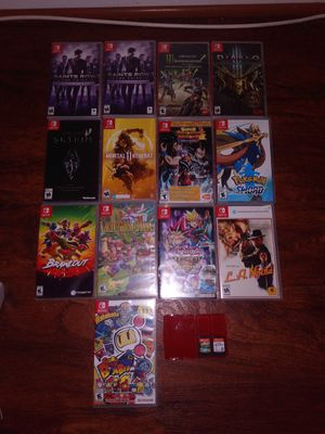 ‼️ Nintendo Switch Games‼️ for Sale in Baltimore, MD