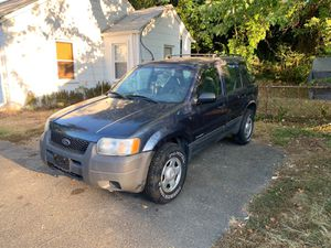 Ford Escape 2001 4x4 for Sale in Gaithersburg, MD