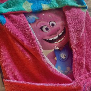 Trolls Hooded Towel for Sale in Garden Grove, CA