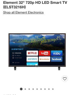 32 inch Element Smart TV for Sale in Lynn, MA