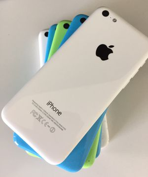 Unlocked iPhone 5c 16 GB wholesale lot of 5 great condition for Sale in Miami Shores, FL