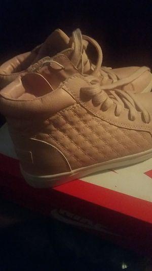 Girls sz 4 steve madden shoes for Sale in Aspen Hill, MD