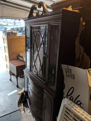 Treasure trove of antique furniture for Sale in San Francisco, CA