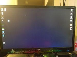 Gaming monitor HDMI 1920x1080 for Sale in Pontiac, MI