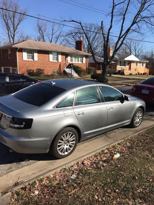 2007 AUDI A6 for Sale in Washington, DC