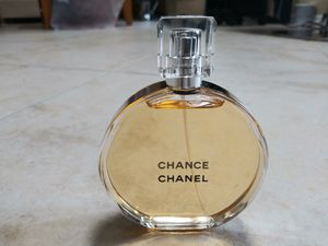 Chanel Chance EDT 3.4 oz New Womens Perfume 100% Authentic for Sale in West Palm Beach, FL