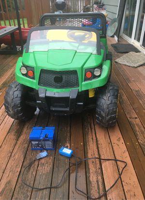 John deer 12 volt for Sale in Lake Stevens, WA
