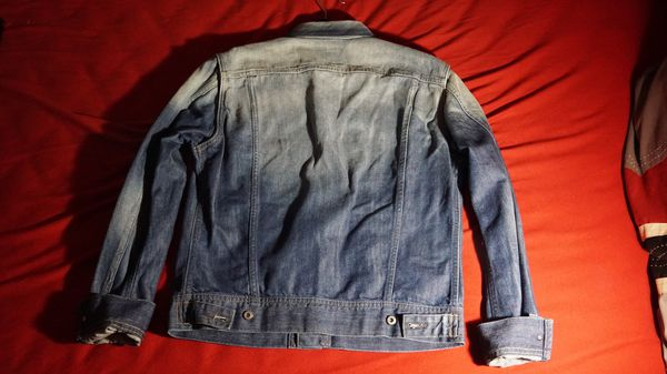 Diesel Jean jacket Sz M