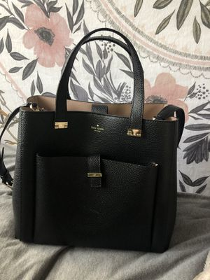 Kate spade black bag for Sale in Canby, OR