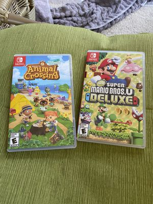 Nintendo Switch games for Sale in Pawtucket, RI