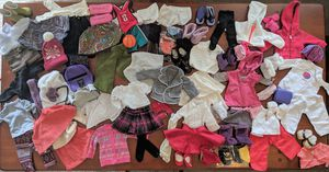 Huge lot of American girl doll clothes for Sale in Levittown, PA