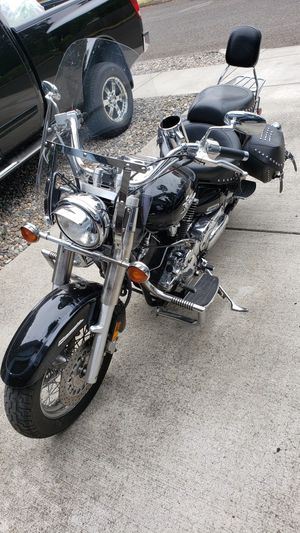 Yamaha V-Star 1100 Classic for Sale in Vancouver, WA