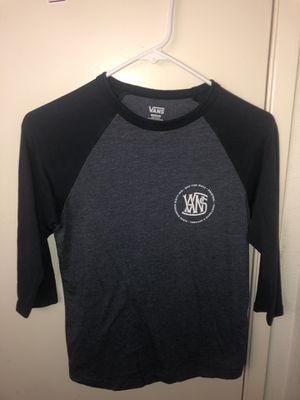Vans Baseball Tee Raglan Shirt for Sale in West Covina, CA