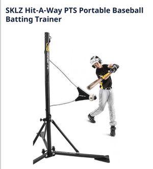 Hit A Way batting machine baseball for Sale in Brooklyn, NY