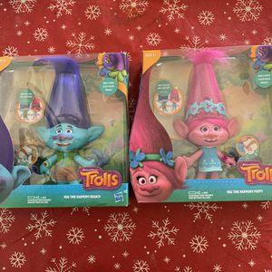 Singing trolls set for Sale in Apple Valley, CA